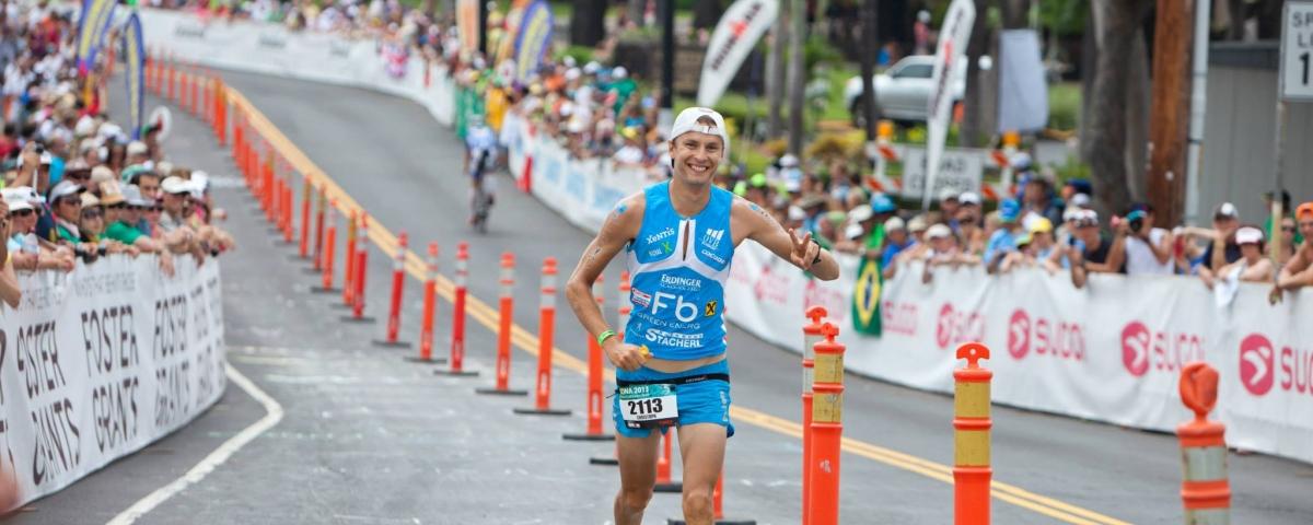 Christoph Schlagbauer Ironman World Championship Hawaii