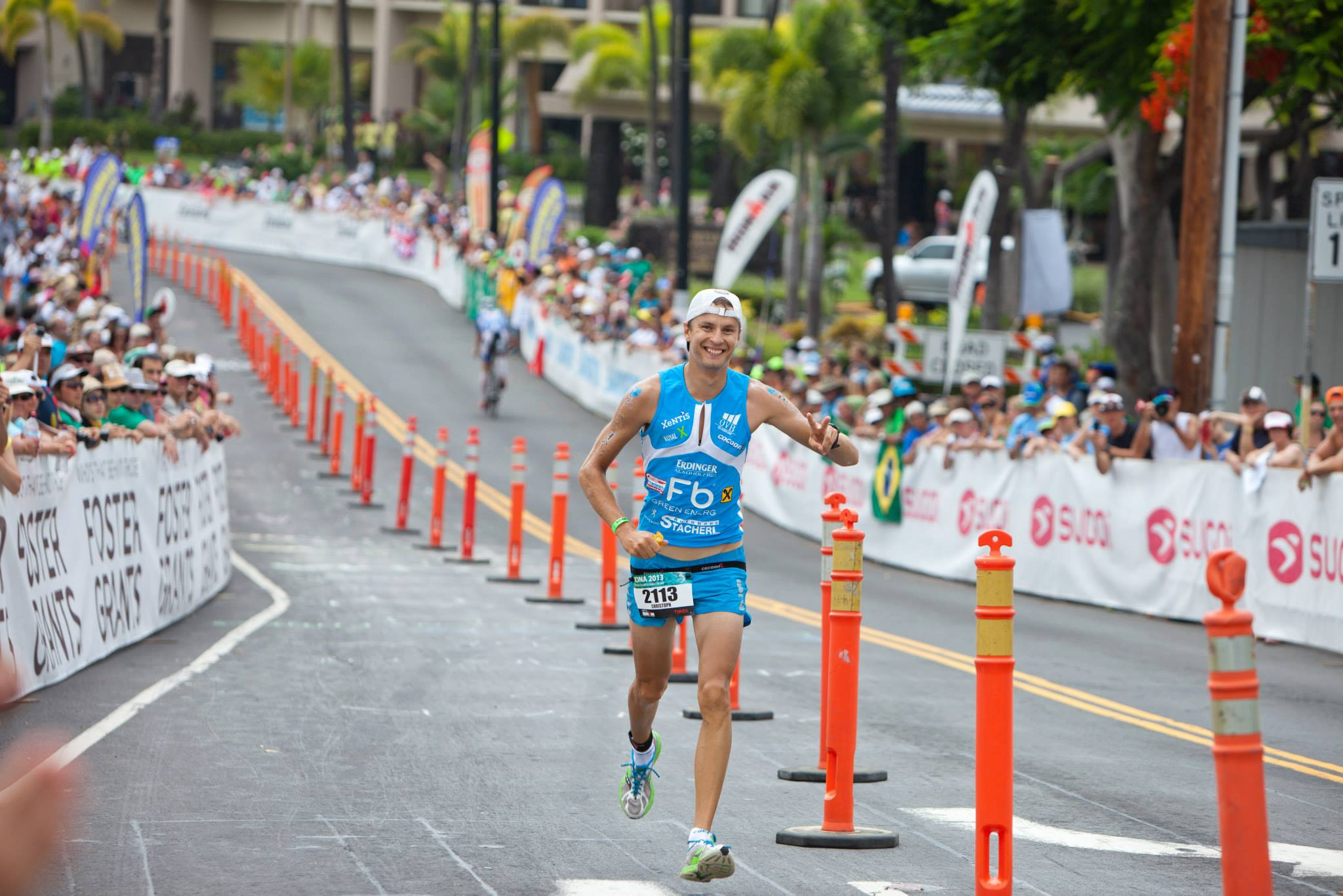 Christoph Schlagbauer Ironman World Championship Hawaii
