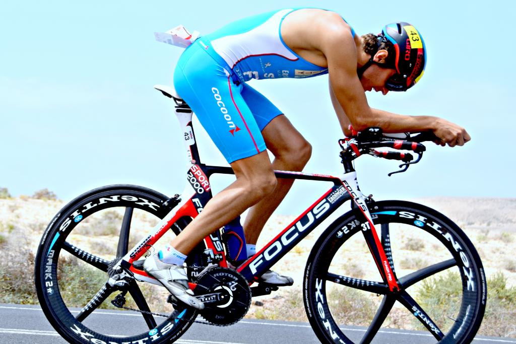 Christoph Schlagbauer Ironman Lanzarote